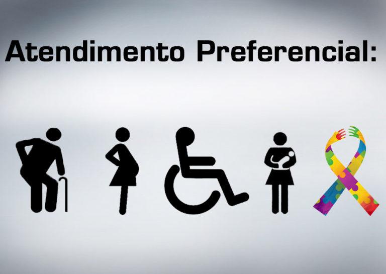 Projeto de Lei do Legislativo propõe inclusão do símbolo mundial de autismo nas placas de atendimento preferencial.