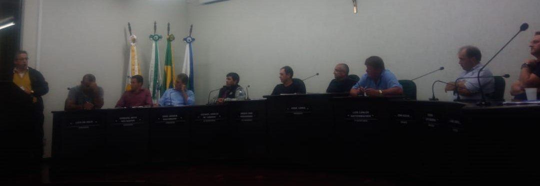 Instituição APADAF, fez uso da Palavra em Tribuna, na 15º Sessão Ordinária do Legislativo.
