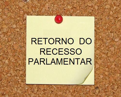 Câmara Municipal de Cruz Machado retomou suas atividades normais nesta segunda-feira dia 05 de agosto.