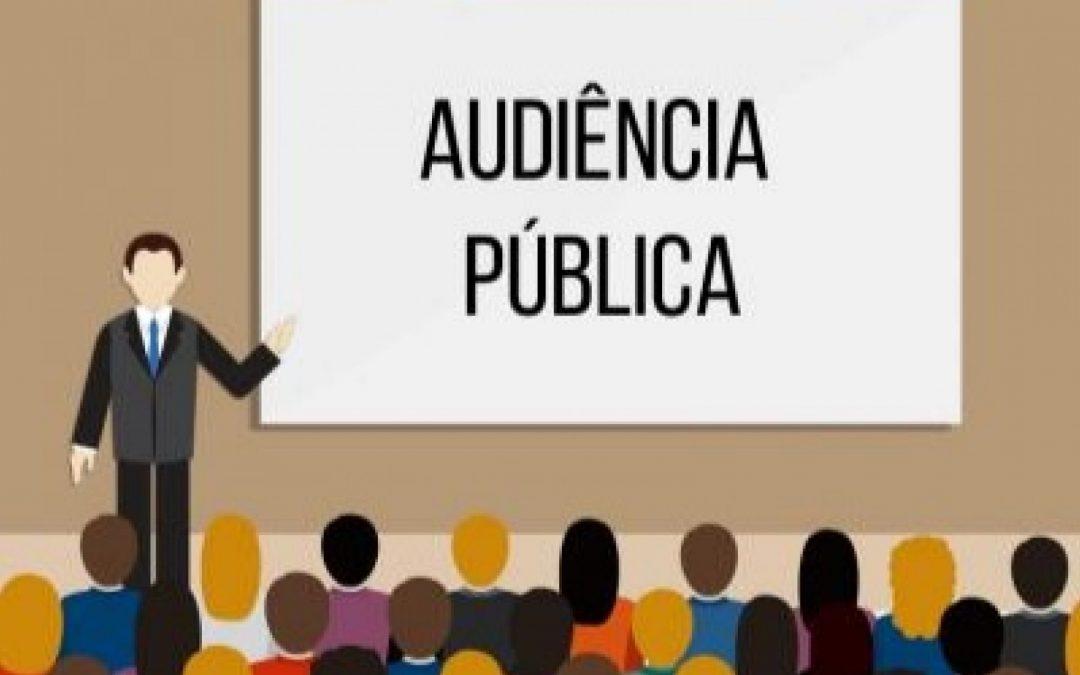 VENHA PARTICIPAR!!! Audiências Públicas na Câmara Municipal, dia 30 de setembro a partir das 16 horas!!!