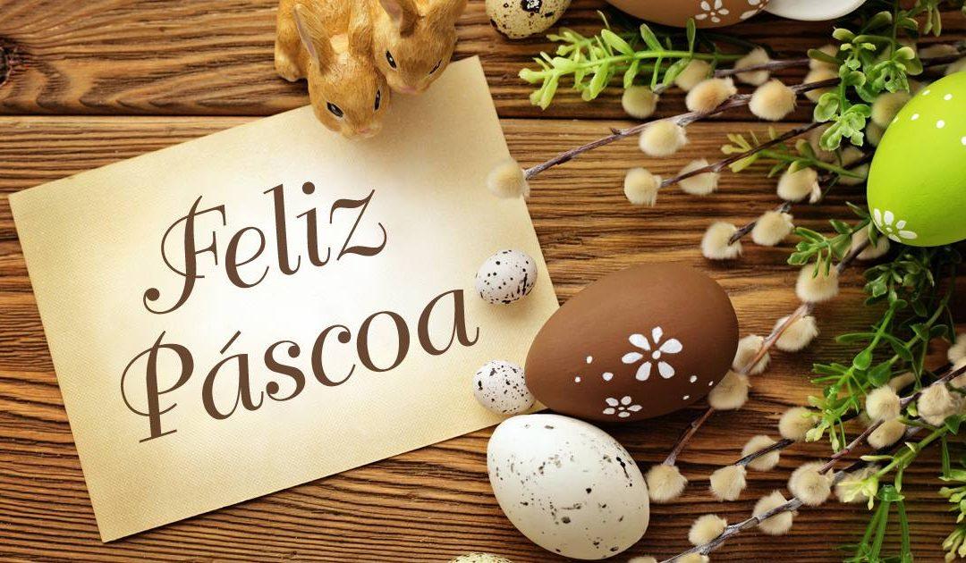 O Poder Legislativo de Cruz Machado deseja a todos uma feliz e abençoada Páscoa!