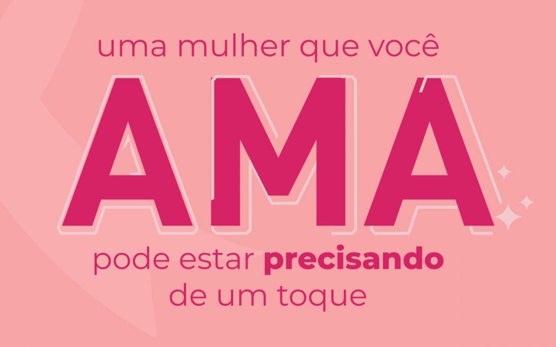 🎗 Outubro Rosa 2021 – Mês de Conscientização sobre o Câncer de Mama!